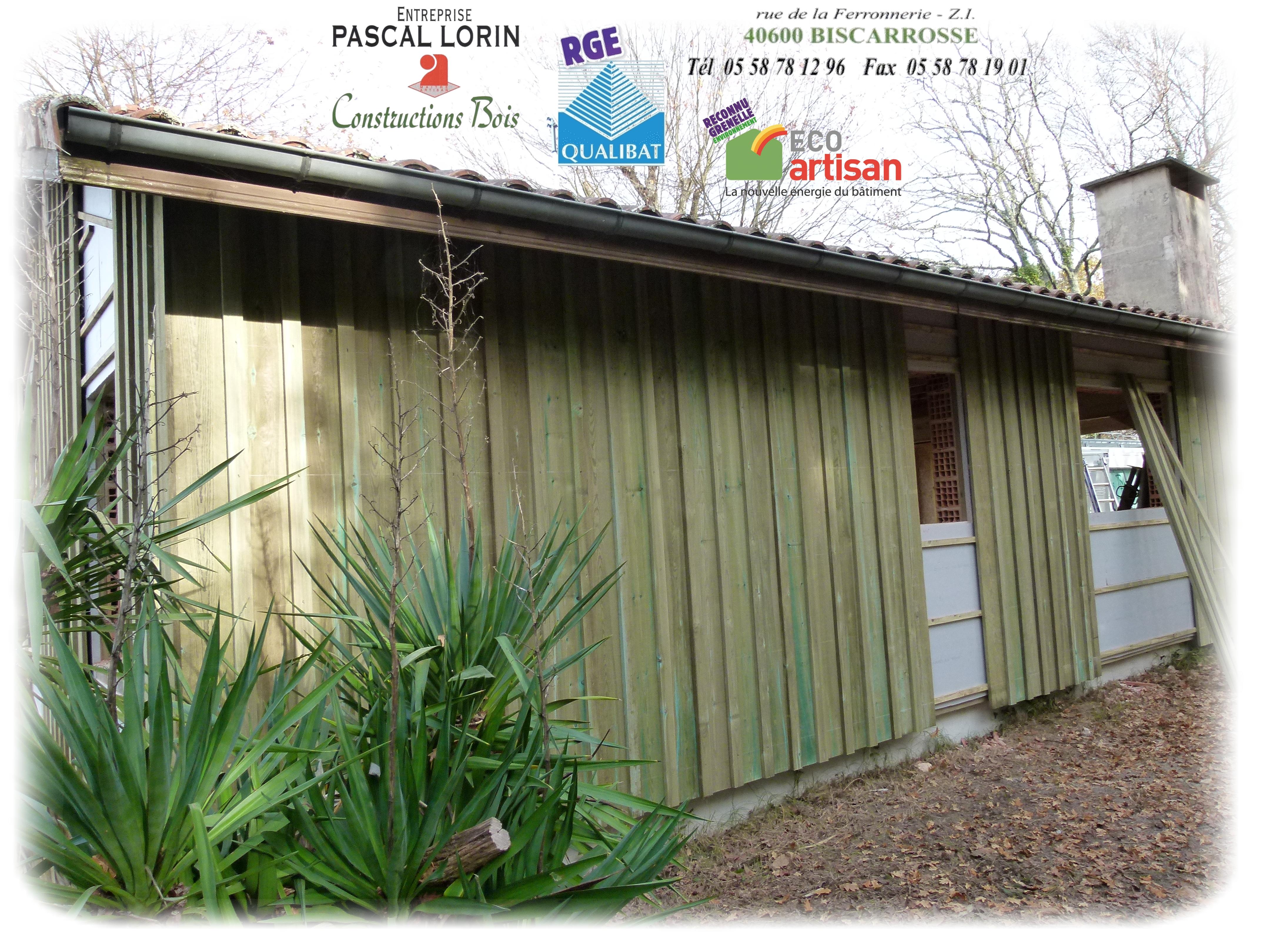 Constructeur Maison Bois Gironde Landes u2013 Maison Moderne # Constructeur Maison Bois Gironde